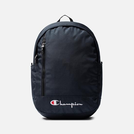 Рюкзак Champion Reverse Weave Below Script Logo Sky Captain