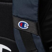Рюкзак Champion Reverse Weave Below Script Logo Sky Captain фото- 5
