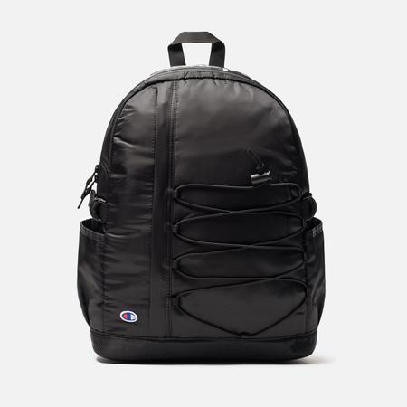 Рюкзак Champion Reverse Weave Embroidered Logo Black