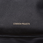 Рюкзак Common Projects Simple Saffiano Leather Black фото- 5