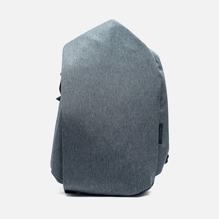 Cote&Ciel Isar Eco Yarn Large Backpack Black Melange