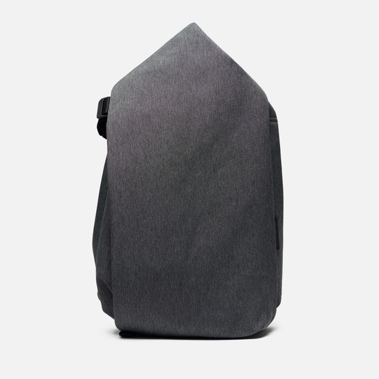 Рюкзак Cote&Ciel Isar Eco Yarn Large Black Melange