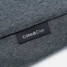 Рюкзак Cote&Ciel Isar Eco Yarn Large Black Melange фото- 6