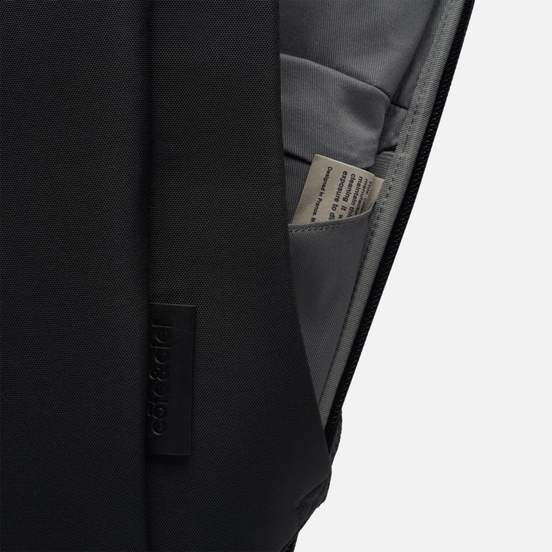 Рюкзак Cote&Ciel Isar Eco Yarn Medium Black