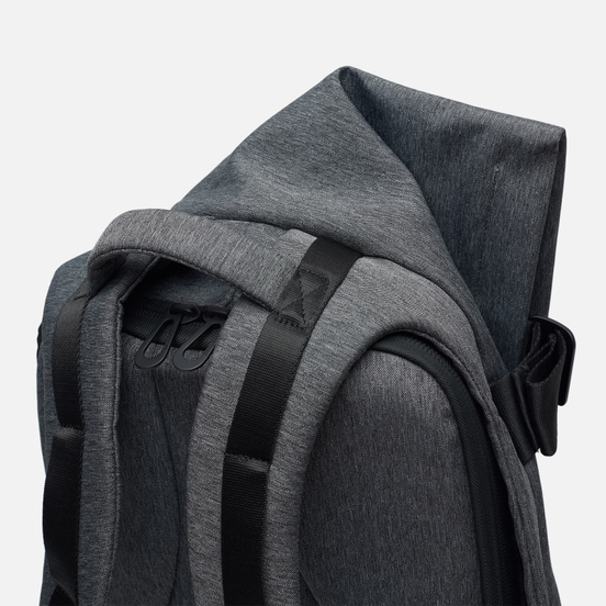 Рюкзак Cote&Ciel Isar Eco Yarn Medium Black Melange