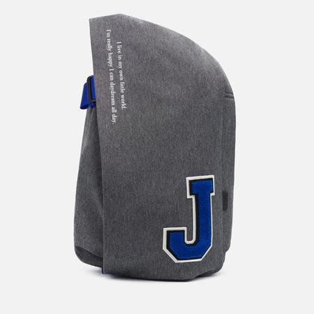 Рюкзак Cote&Ciel x Undercover Isar Medium Eco Yarn Black Melange