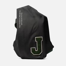 Рюкзак Cote&Ciel x Undercover Isar Medium Eco Yarn Black фото- 1