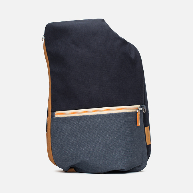 Cote&Ciel Isar Multi Touch Backpack Indigo Blue