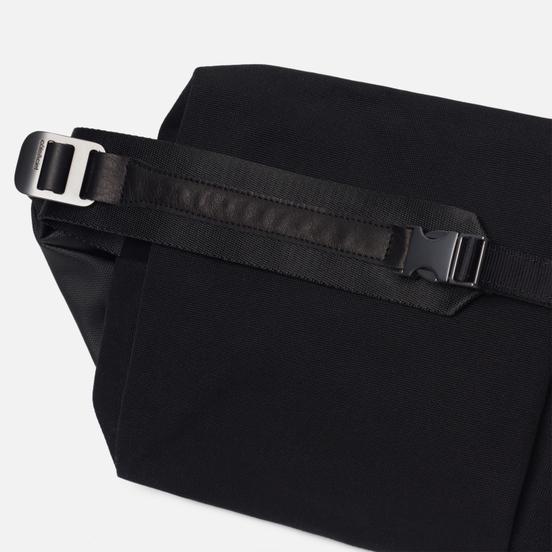 Сумка на пояс Cote&Ciel Isarau Coated Canvas Black