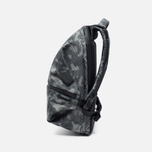Cote&Ciel Meuse Eco Yarn Backpack Stone Grey Crypsis photo- 2