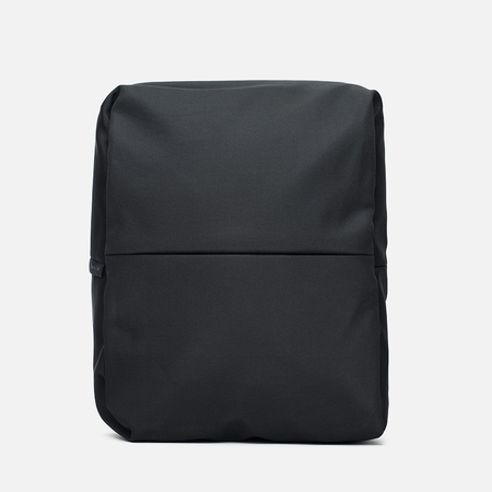 Cote&Ciel Rhine New Flat Backpack Black