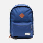 Eastpak Out Of Office Into Backpack Tan/Navy photo- 0
