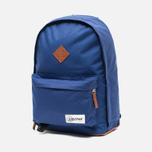 Eastpak Out Of Office Into Backpack Tan/Navy photo- 1