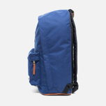Eastpak Out Of Office Into Backpack Tan/Navy photo- 2
