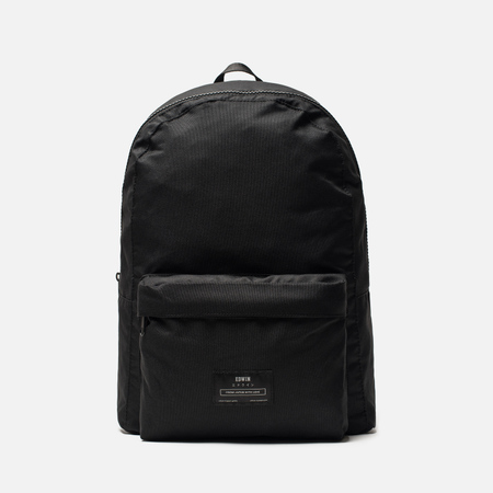 Рюкзак Edwin Backpack Nylon Black
