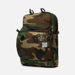 Epperson Mountaineering Leather Patch Backpack Camo photo- 1