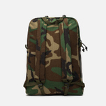 Epperson Mountaineering Leather Patch Backpack Camo photo- 3