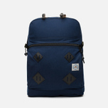 Epperson Mountaineering Leather Patch Backpack Midnight photo- 0