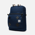 Epperson Mountaineering Leather Patch Backpack Midnight photo- 1