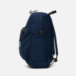Epperson Mountaineering Leather Patch Backpack Midnight photo- 2