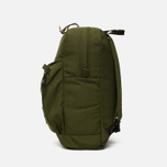 Epperson Mountaineering Leather Patch Backpack Moss photo- 2