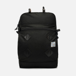 Epperson Mountaineering Leather Patch Backpack Raven photo- 0