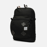 Epperson Mountaineering Leather Patch Backpack Raven photo- 1