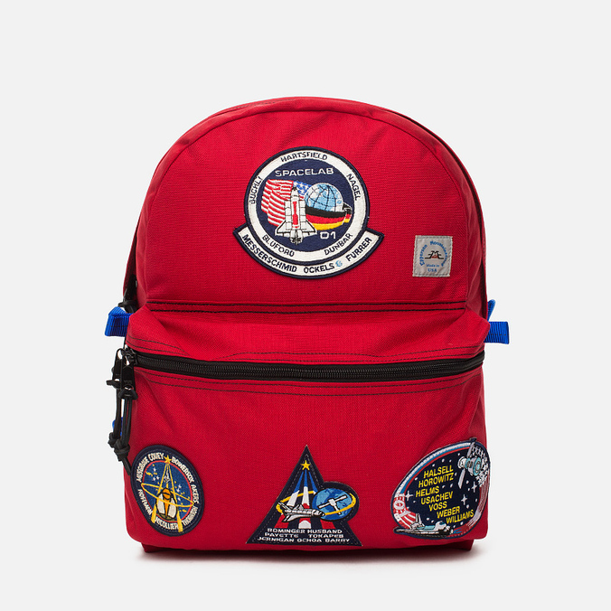 Рюкзак Epperson Mountaineering Vintage Nasa Patch Barn Red