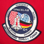 Рюкзак Epperson Mountaineering Vintage Nasa Patch Barn Red фото- 6