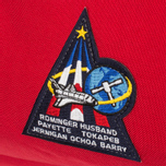Рюкзак Epperson Mountaineering Vintage Nasa Patch Barn Red фото- 5