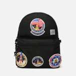 Epperson Mountaineering Vintage Nasa Patch Backpack Black photo- 0