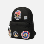 Epperson Mountaineering Vintage Nasa Patch Backpack Black photo- 1
