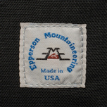 Epperson Mountaineering Vintage Nasa Patch Backpack Black photo- 4
