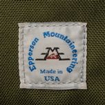 Рюкзак Epperson Mountaineering Vintage Nasa Patch Moss фото- 4