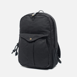 Рюкзак Filson Journeyman Black фото- 1