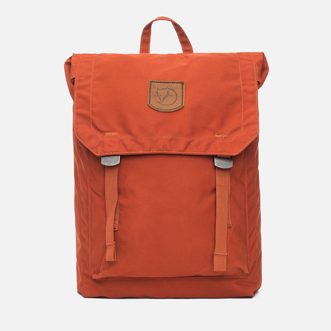 Fjallraven Numbers Foldsack No.1 Backpack Autumn Leaf