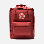 Рюкзак Fjallraven Kanken Deep Red фото- 0