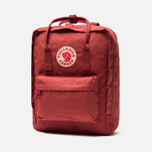 Рюкзак Fjallraven Kanken Deep Red фото- 1