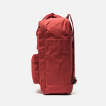 Рюкзак Fjallraven Kanken Deep Red фото- 2