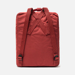 Рюкзак Fjallraven Kanken Deep Red фото- 3