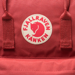 Рюкзак Fjallraven Kanken Deep Red фото- 5