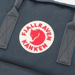 Рюкзак Fjallraven Kanken Graphite фото- 4