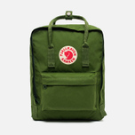 Рюкзак Fjallraven Kanken Leaf Green фото- 0