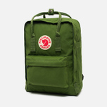 Рюкзак Fjallraven Kanken Leaf Green фото- 1