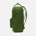 Рюкзак Fjallraven Kanken Leaf Green фото- 2