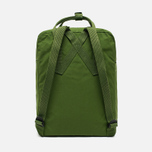 Рюкзак Fjallraven Kanken Leaf Green фото- 3