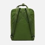 Fjallraven Kanken Backpack Leaf Green photo- 3