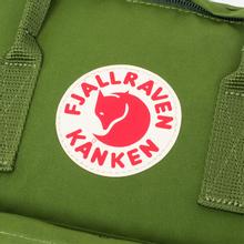 Рюкзак Fjallraven Kanken Leaf Green фото- 5