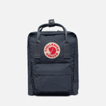 Рюкзак Fjallraven Kanken Mini Graphite фото- 0