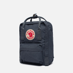 Рюкзак Fjallraven Kanken Mini Graphite фото- 1